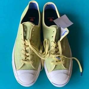 Converse Ltd Jack Purcell OX Coated Terry 12 New